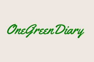 Onegreendiary
