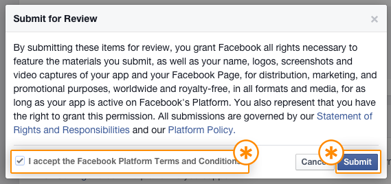 10_How to submit facebook app for approval_Tudip