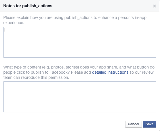 8_How to submit facebook app for approval_Tudip