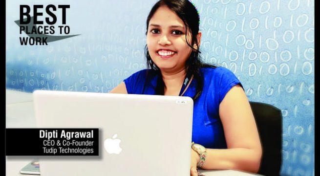 BestPlacesToWork_DiptiAgrawal_CEOMagazine