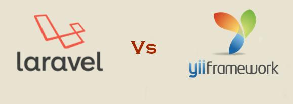 Laravel-vs-Yii
