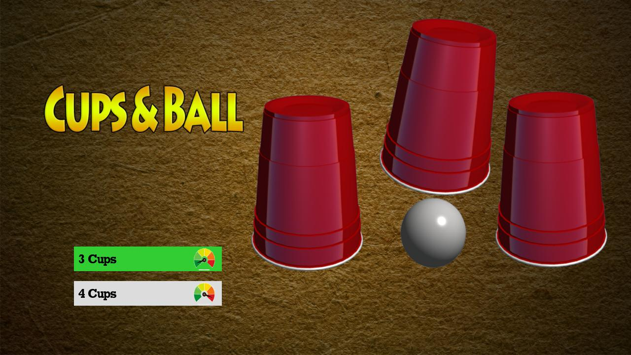 Cups and Balls Roku