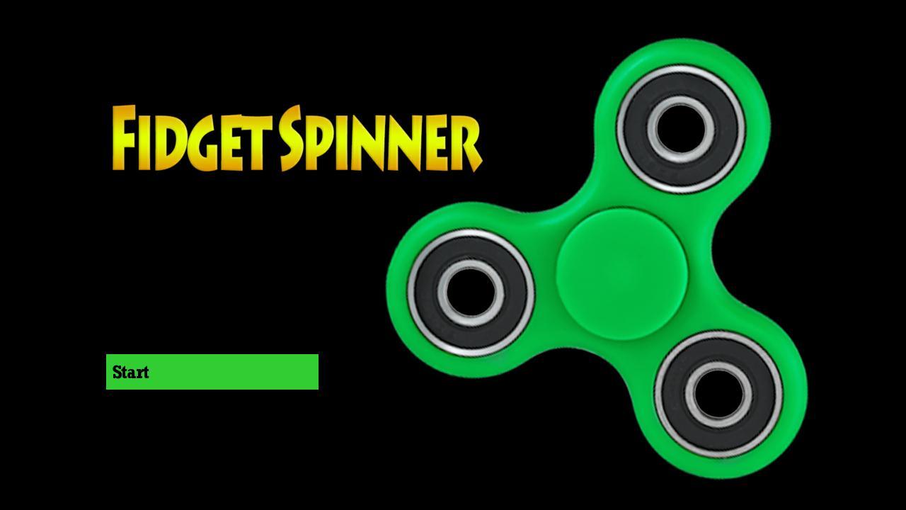 Fidget Spinner Roku
