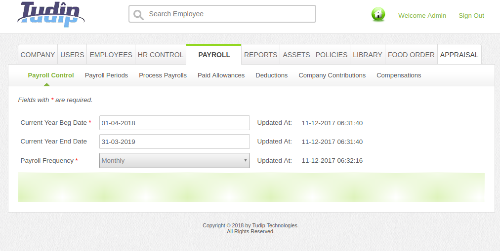 Payroll-Management