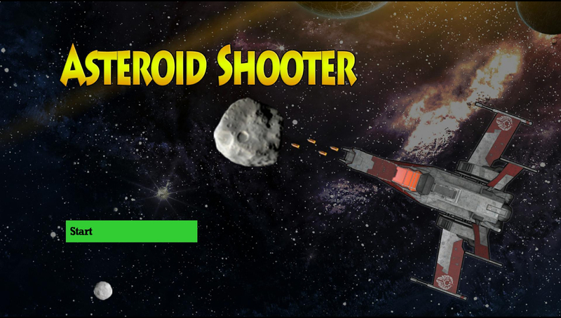 Asteriod-shooter