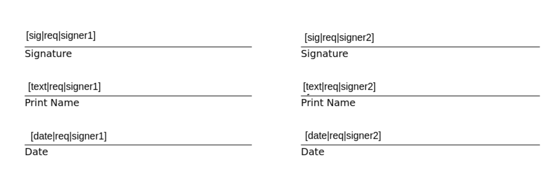 eSignature in Node.js using HelloSign