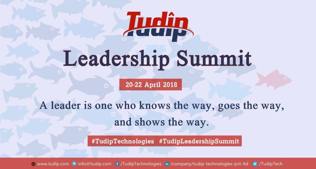 Tudip-Leadership-Summit-2018