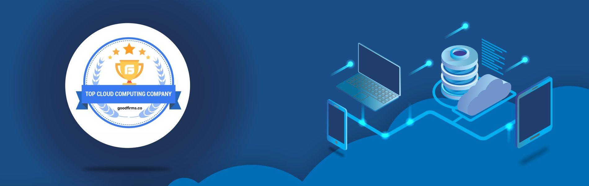Blog Header image Top Cloud Computing Companies