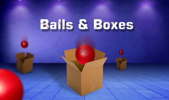 Ball & Boxes - Developed by Tudip 1