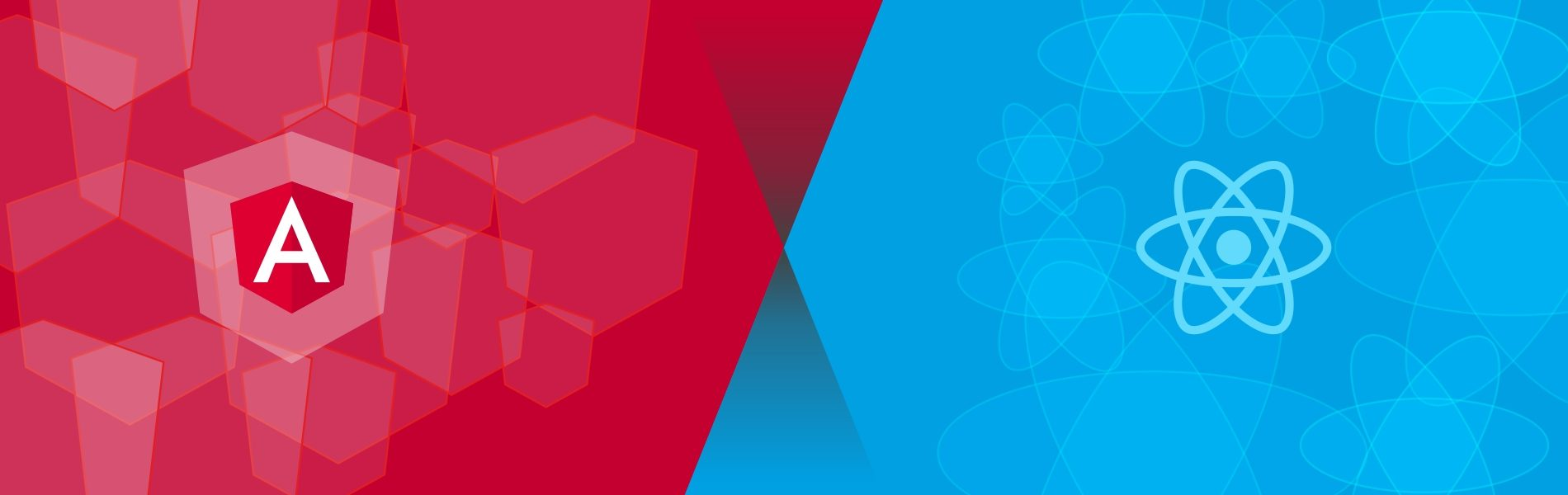 Blog Header Difference between Angular and React 1900×630