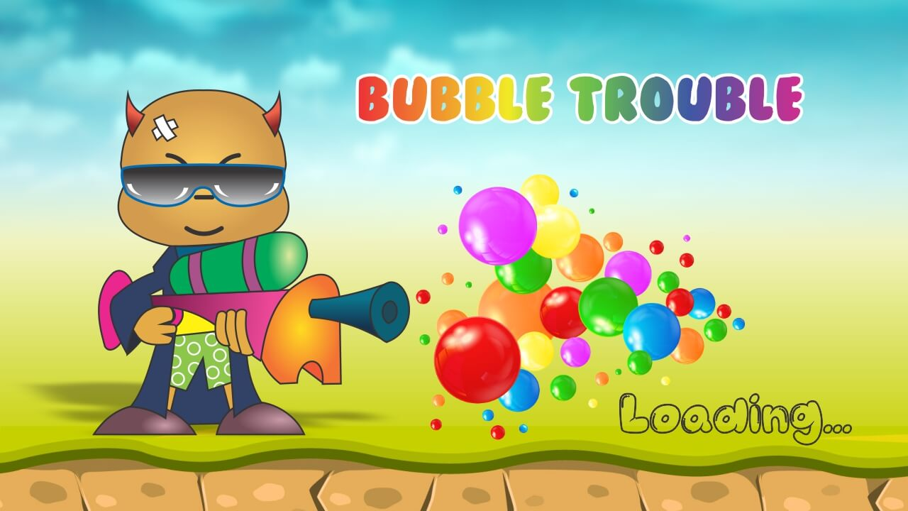 Bubble-Trouble-Splash-Screen