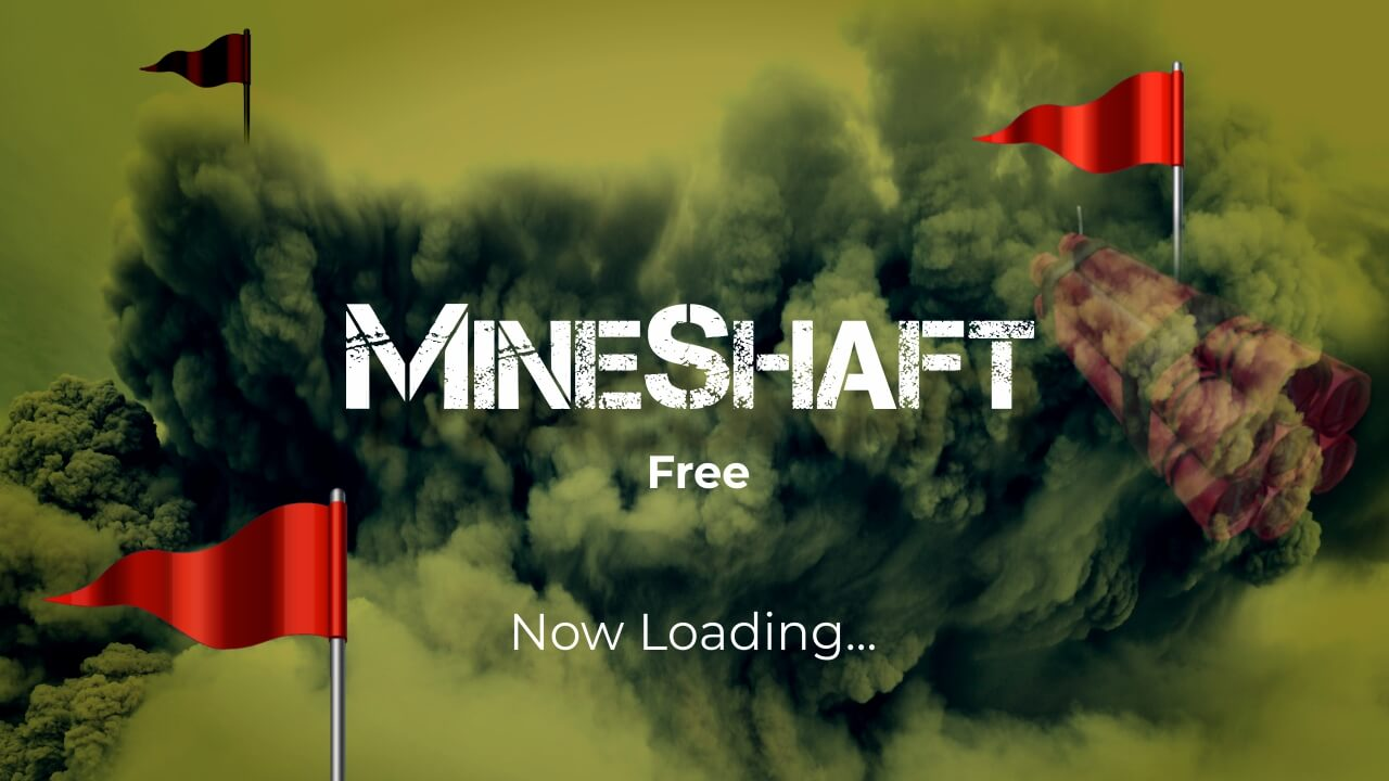 Mineshaft-Splash-Screen
