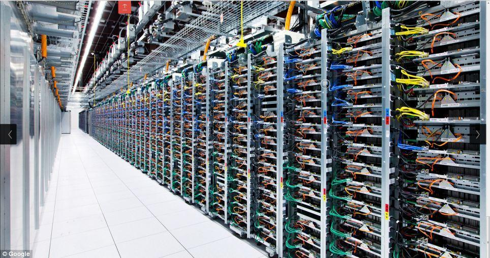 Virtual data center overview