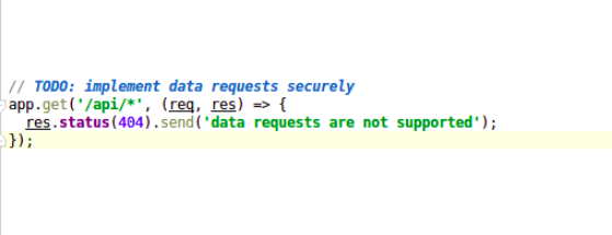 data-request-not-supported