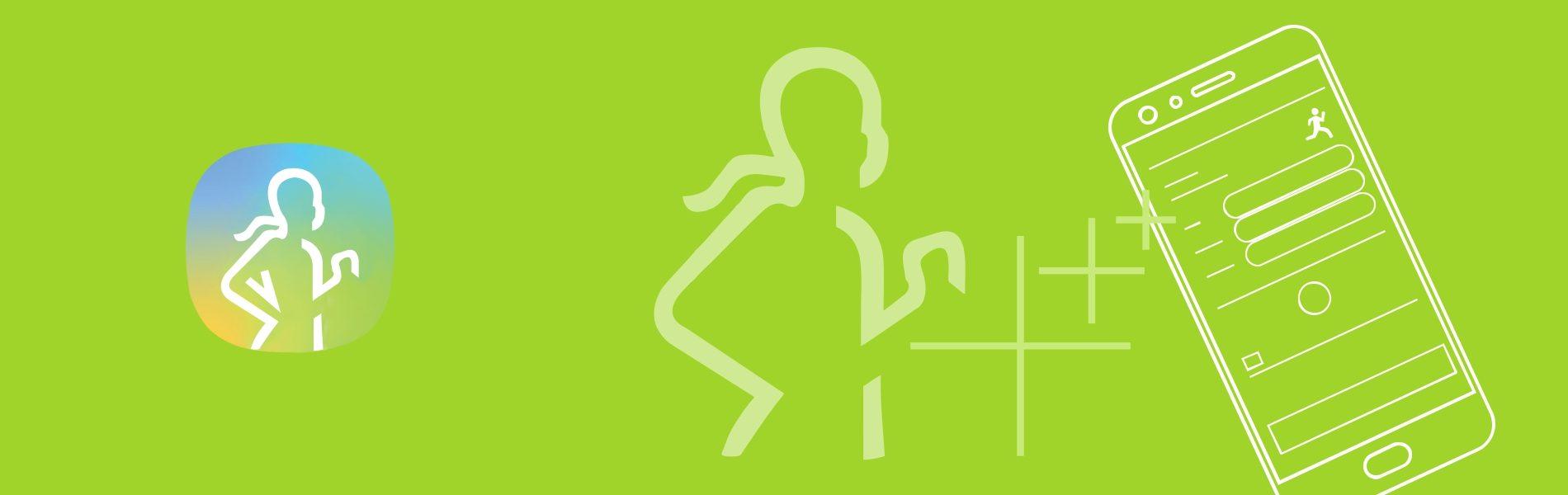 Blog Header add manual data for Samsung Health App Device