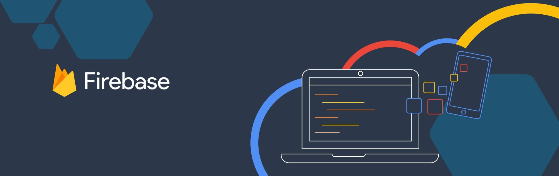 Blog Header Integration of Firebase with GCP