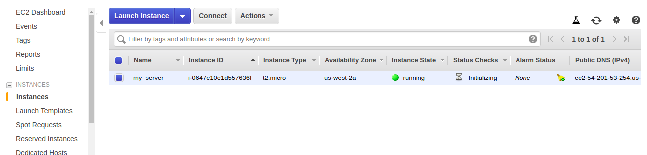 Launching and Managing an Amazon EC2 Instance using Terraform | Tudip