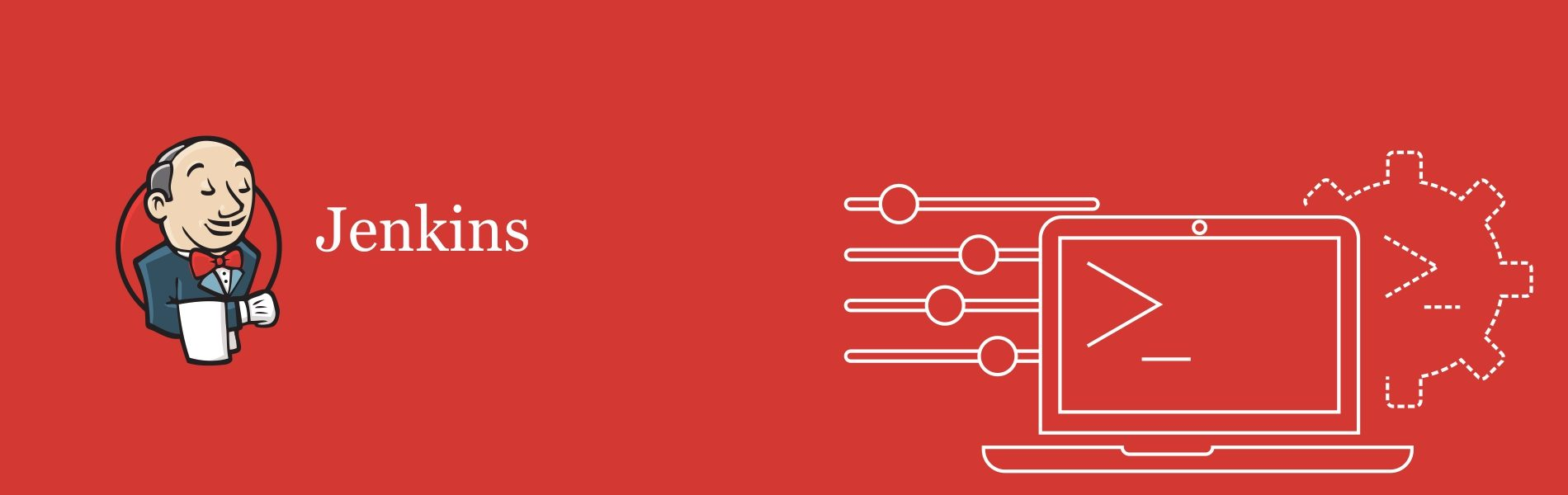 Blog Header Jenkins Configuration and Run Jenkins Jobs using Batch file command