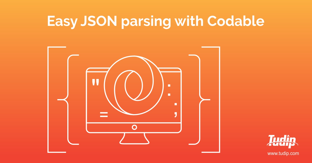 Easy JSON parsing with Codable | Tudip