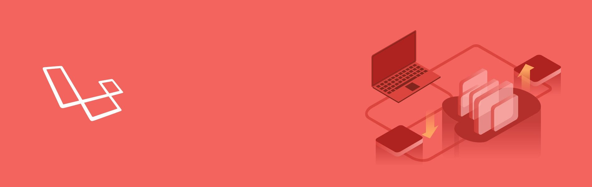Blog Header Laravel Queue and running it with Supervisor 1900×600