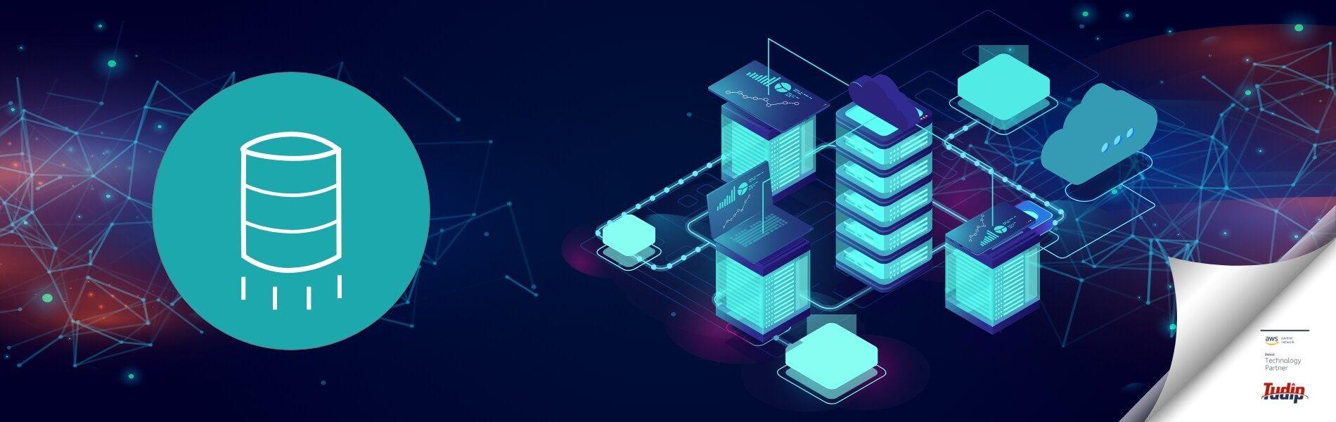 Database migration using AWS DMS service