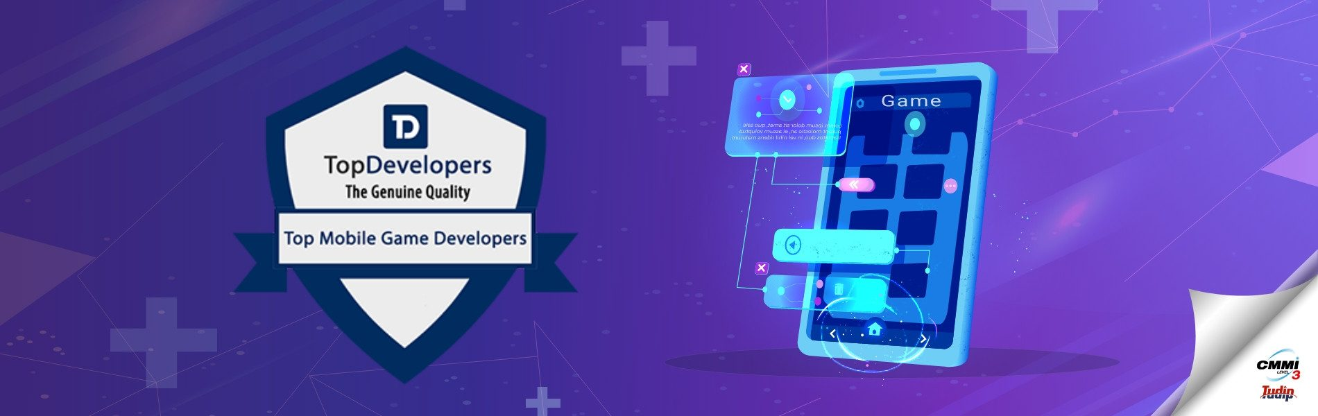 Tudip Technologies stamps its authority as a leading mobile game development company in 2021
