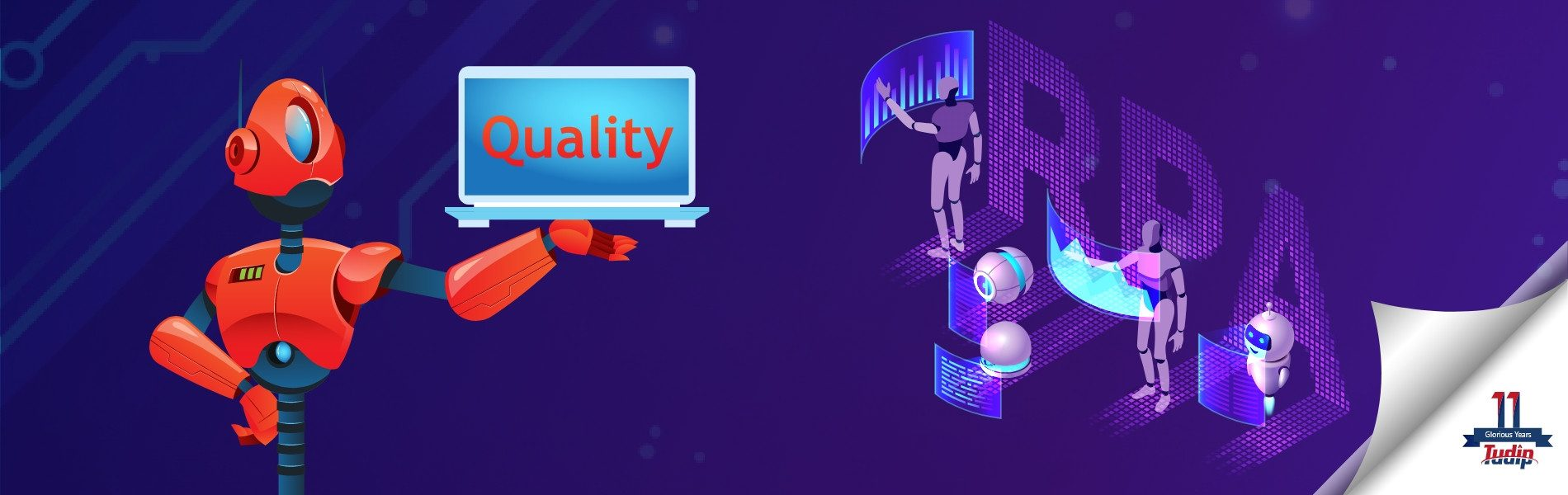 Quality Assurance & RPA Makes Your Business Successful