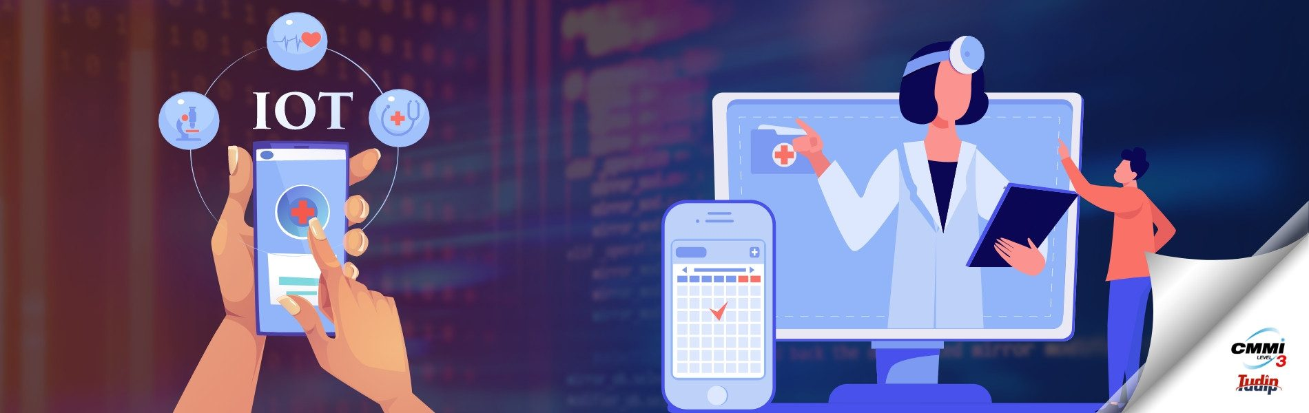 IoT technology for healthcare in 2021