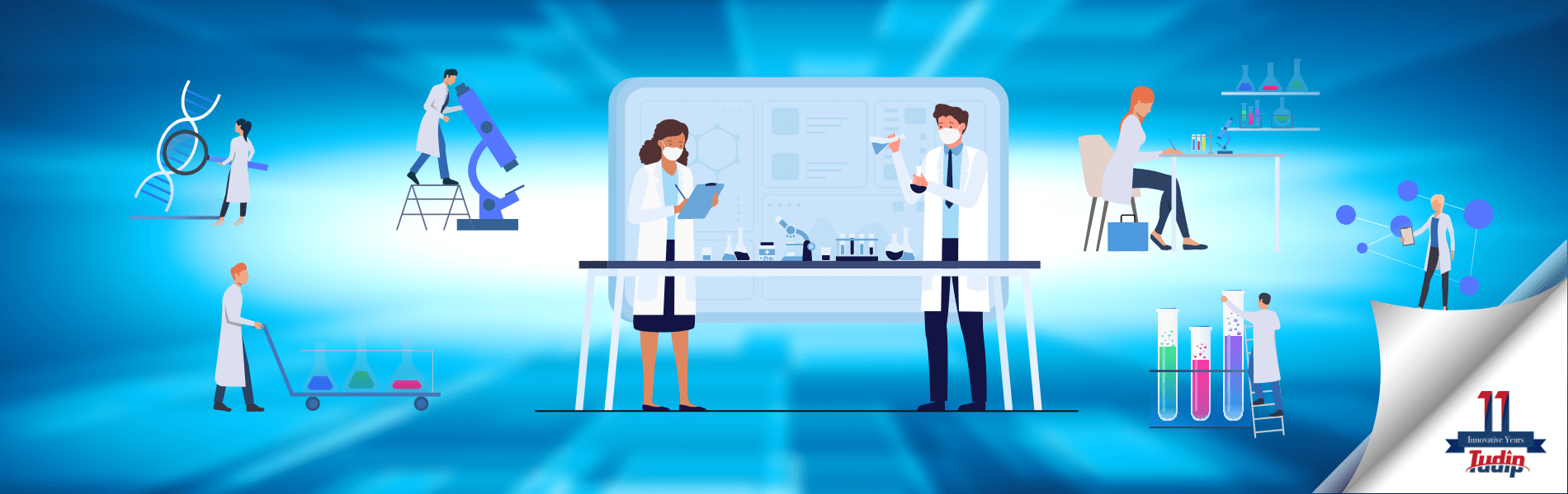 How software makes the work easy for medical laboratory